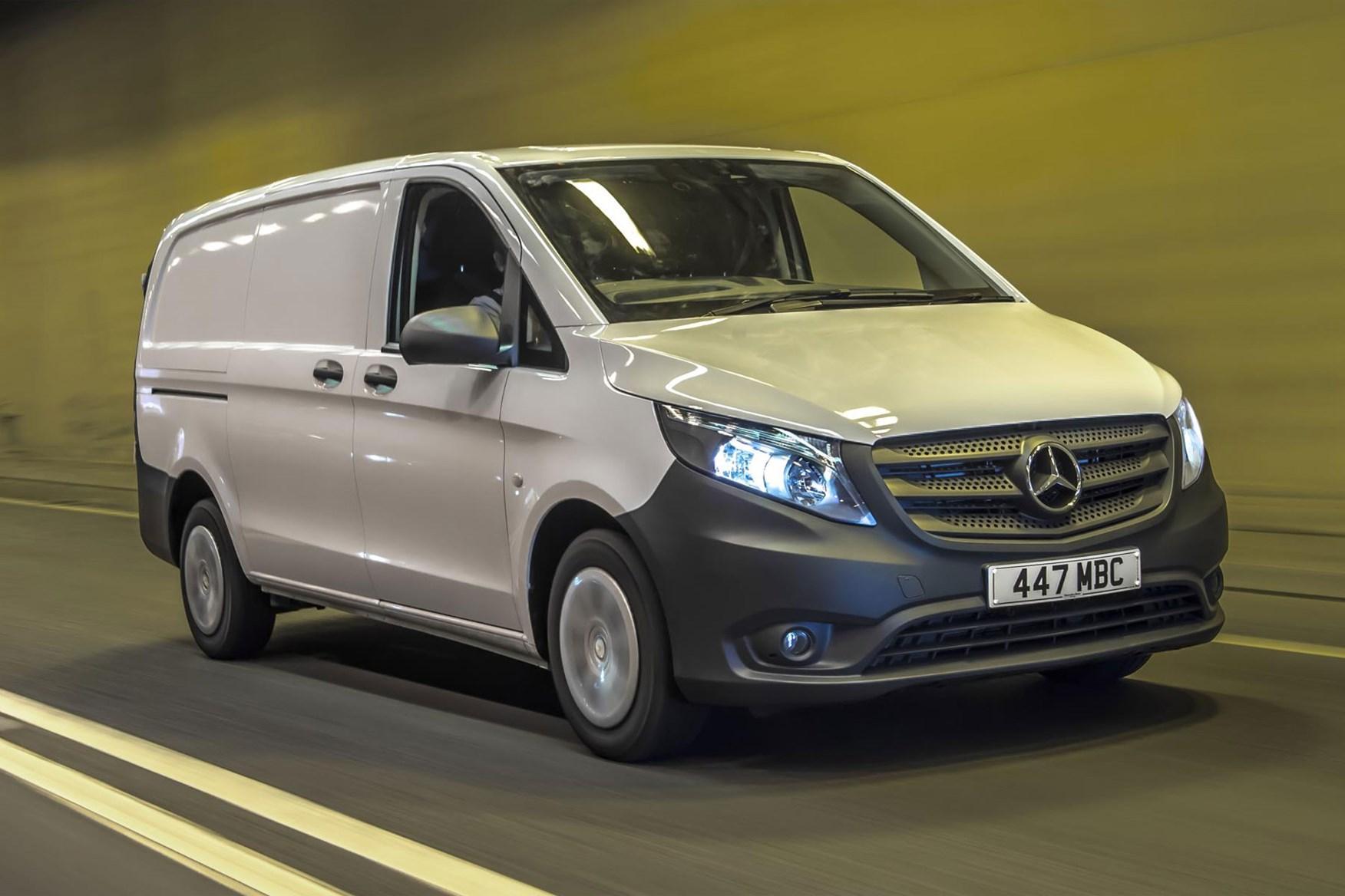 f90fb4a73811 ... Best vans for reliability - Mercedes Vito ...