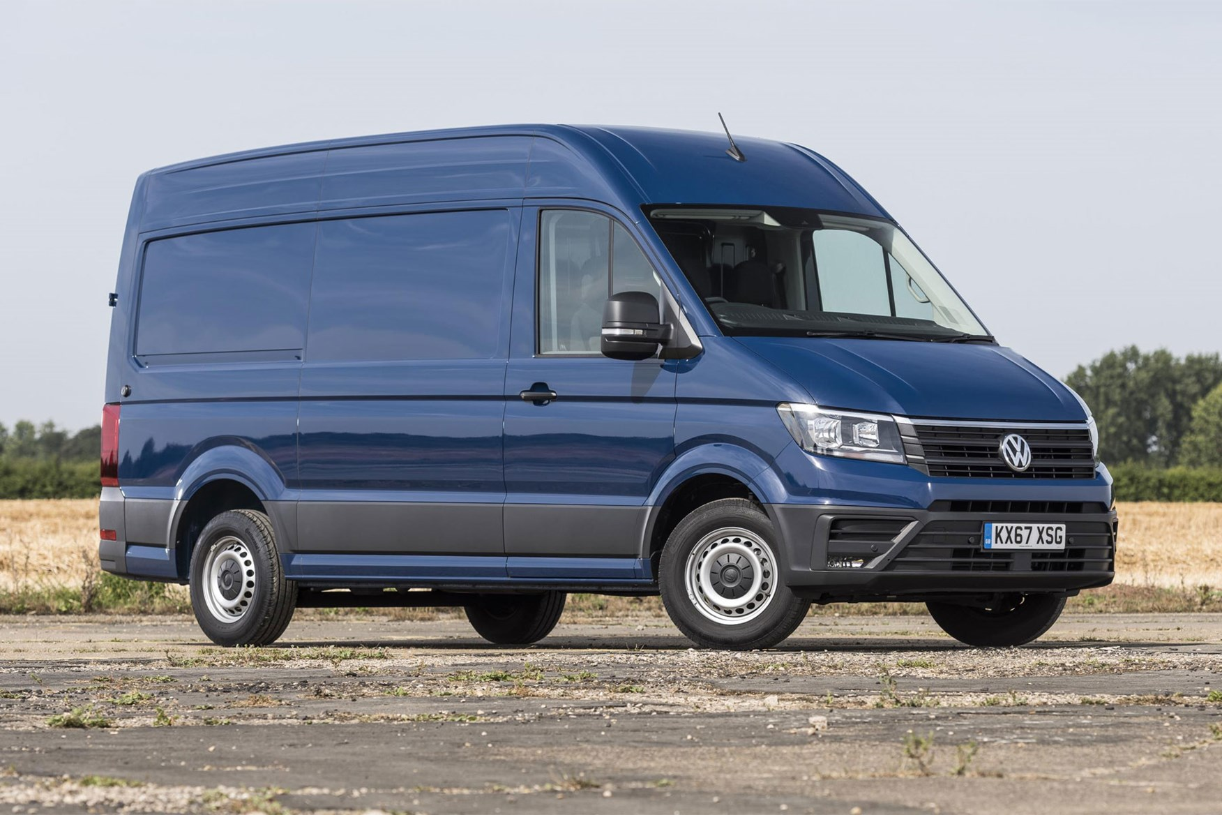 027635b94c ... Best vans for reliability - VW Crafter
