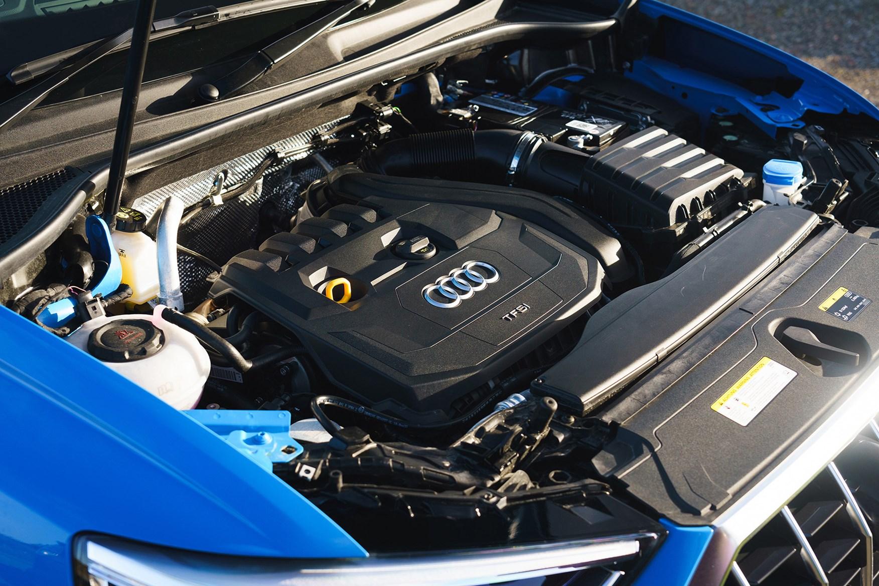 Audi Q3 2021 Engines Drive Performance Parkers