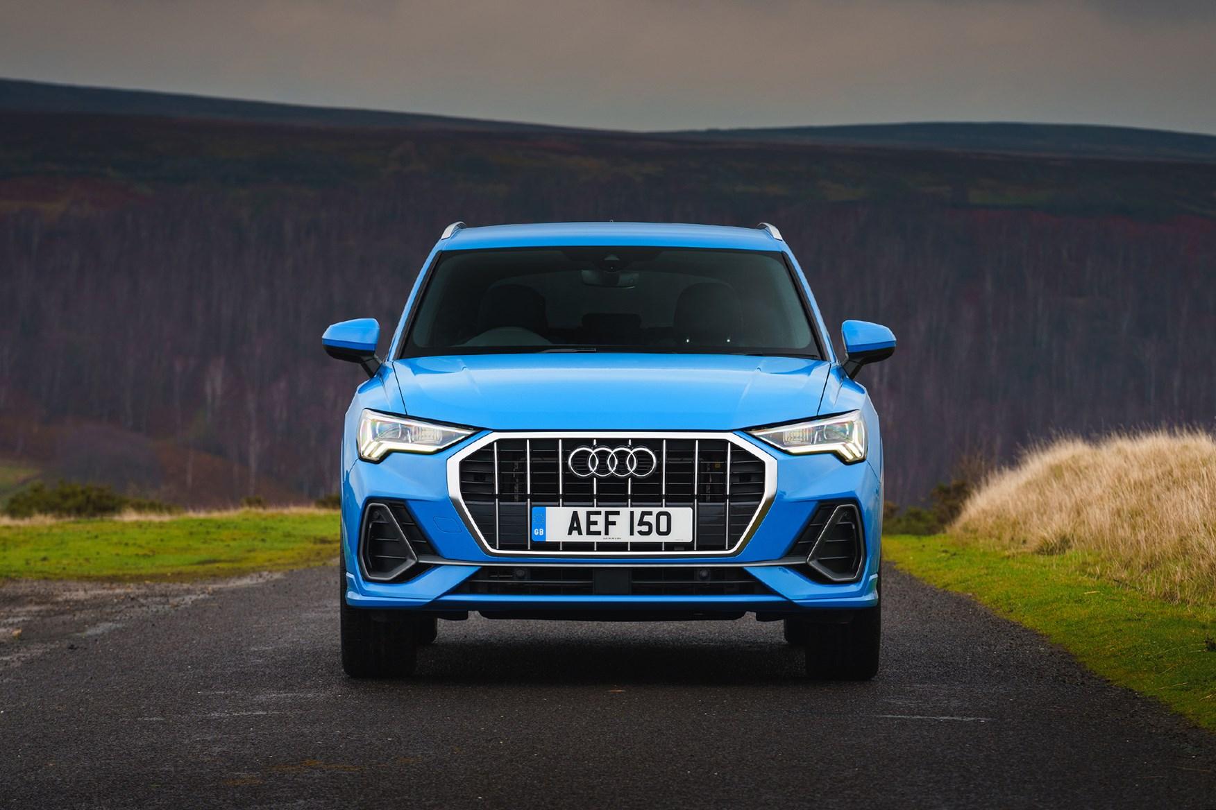 Audi Q3 Suv Review Parkers