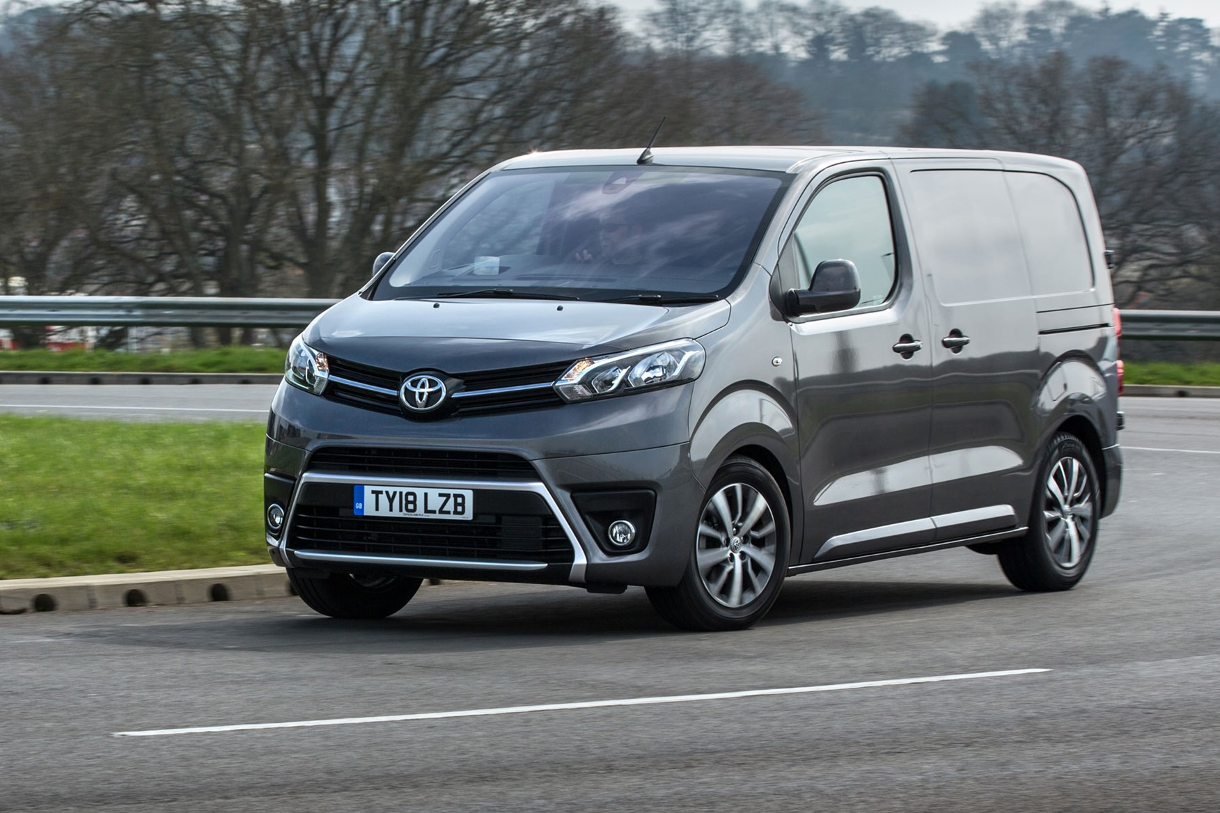 bd6e7c94a2cb13 ... Toyota Proace - find out where it ranks among the best medium vans ...