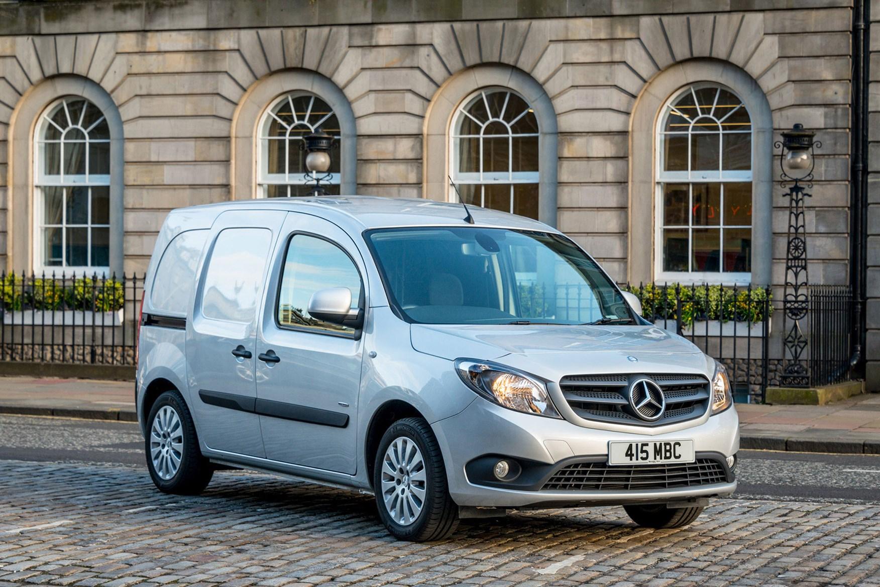 Best small vans 2019-2020 | Parkers