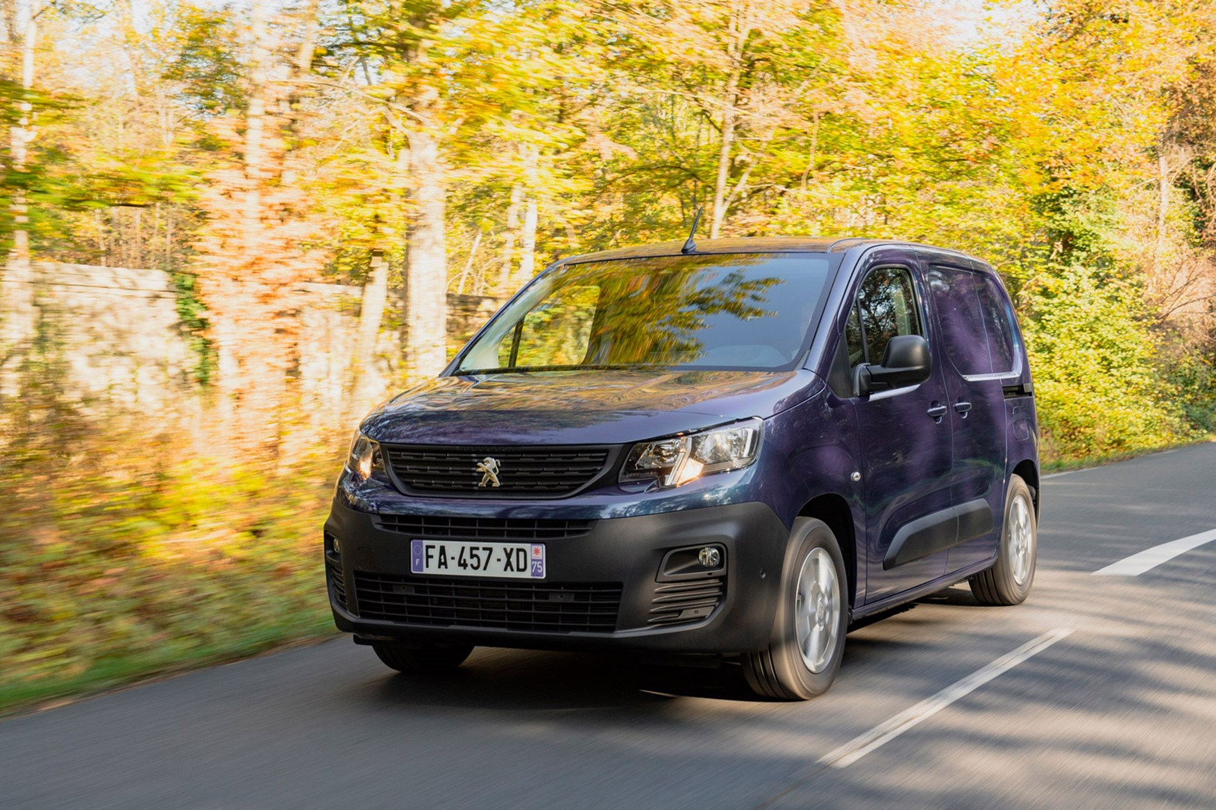 984559238e Peugeot Partner - where does it rank among the best small vans