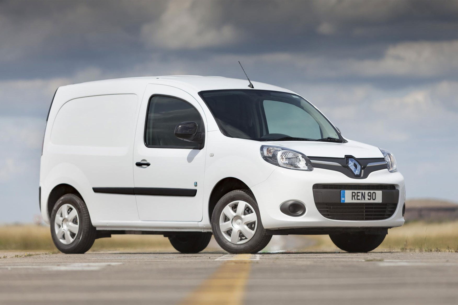 156b0c3d88 Renault Kangoo - where does it rank among the best small vans