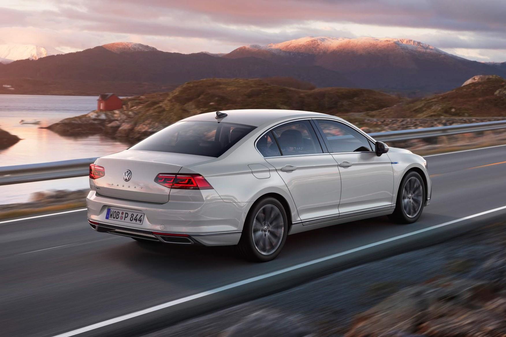 2019 Volkswagen Passat News Parkers