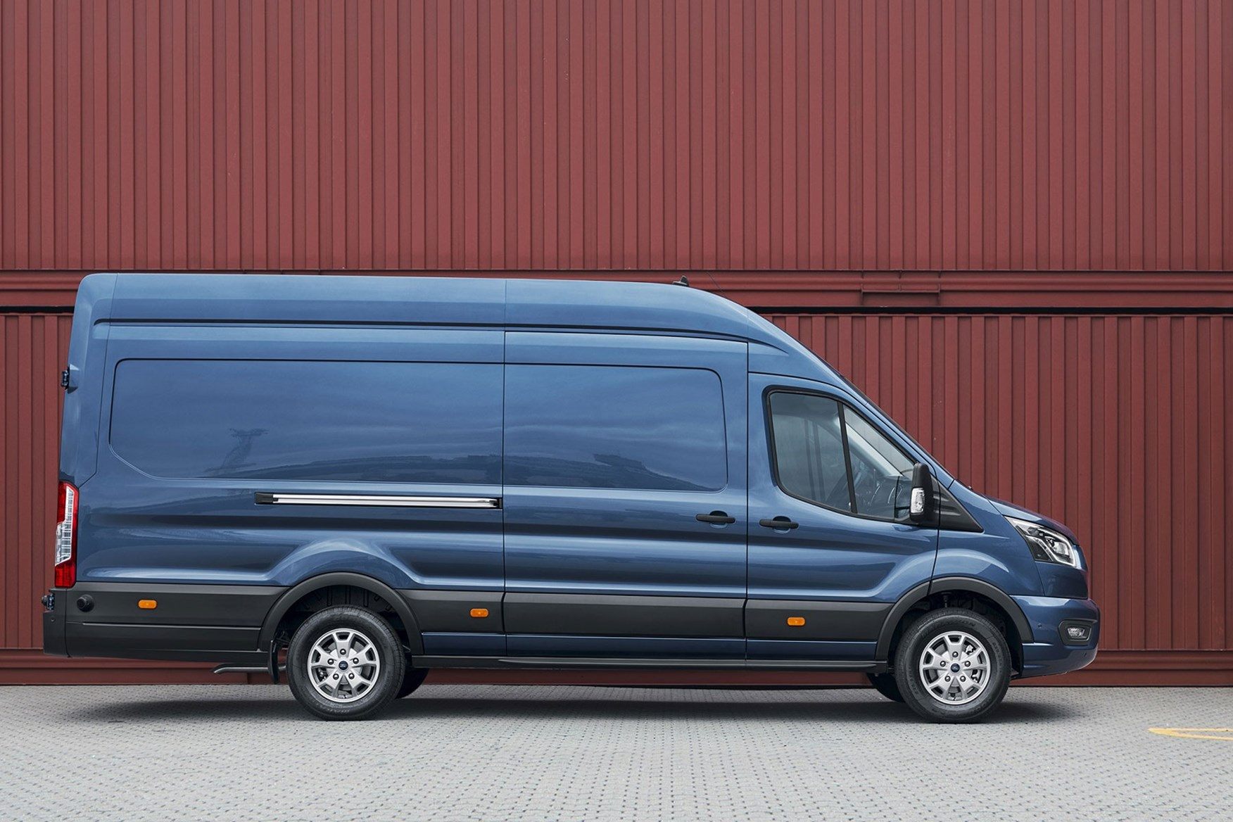 f34a364412 ... truck Bestselling vans 2019  Ford Transit ...