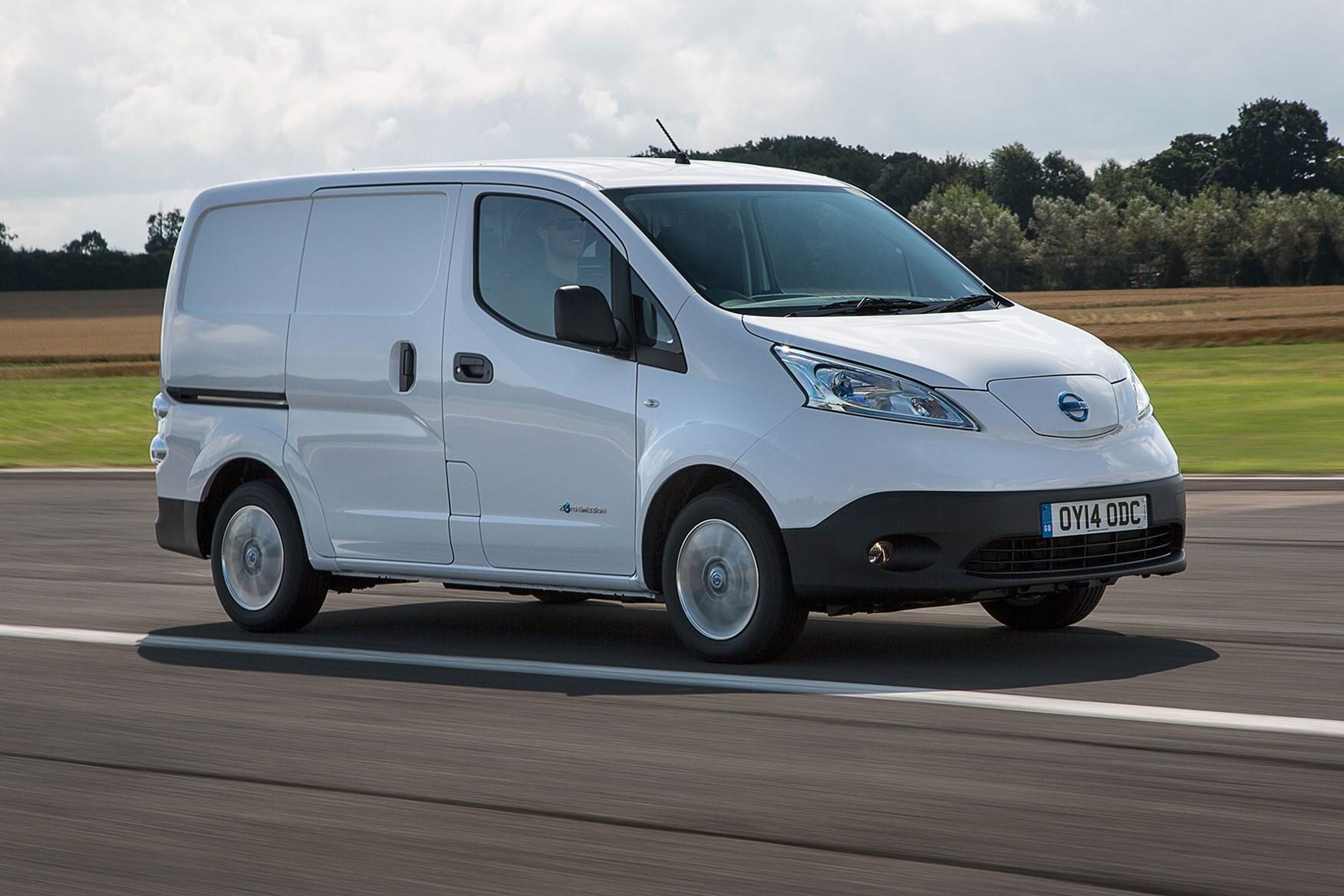 Nissan e-NV200 (pre-2018) electric van review | Parkers