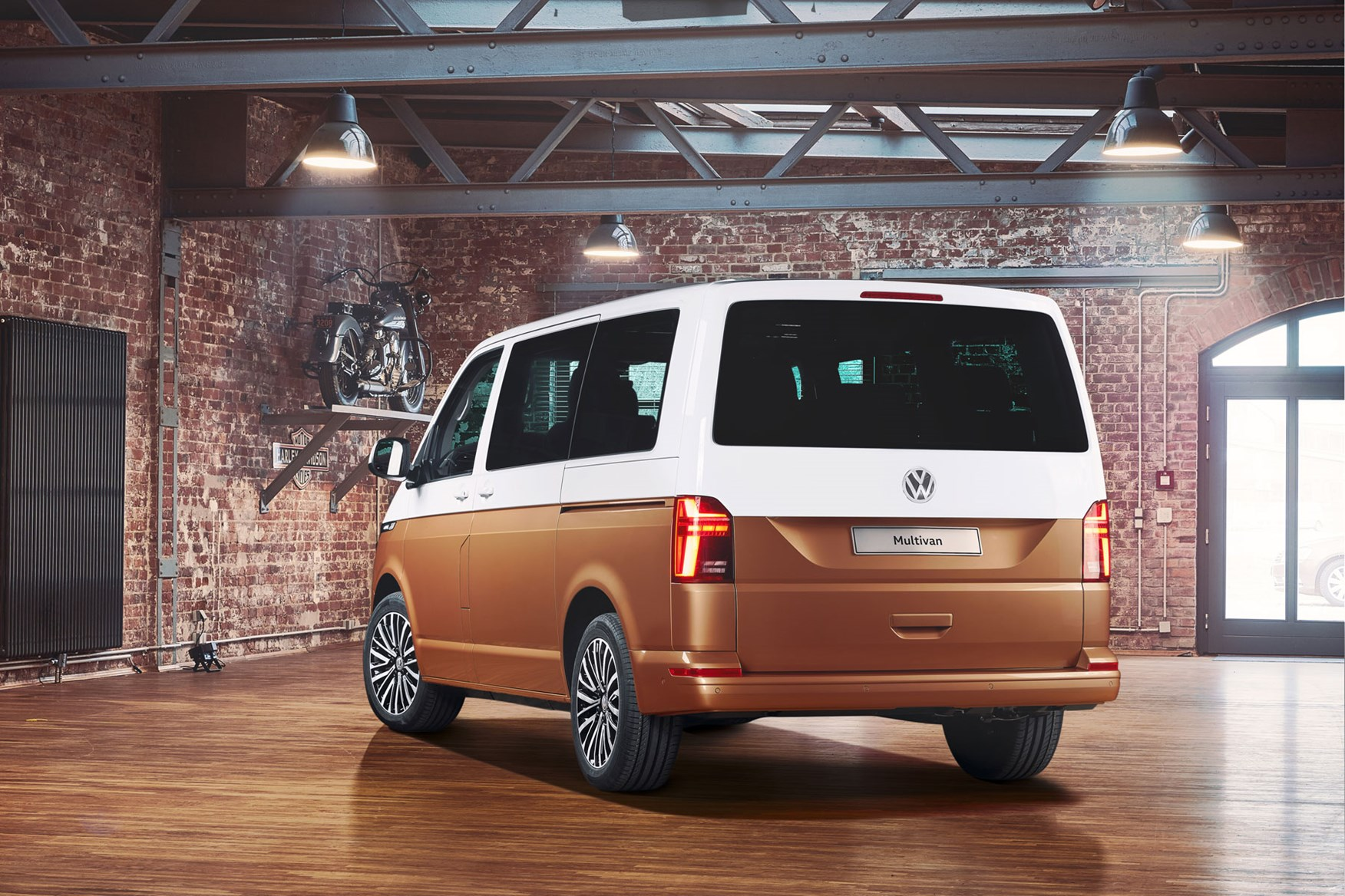 Volkswagen Transporter T6.1 officially revealed – full ...