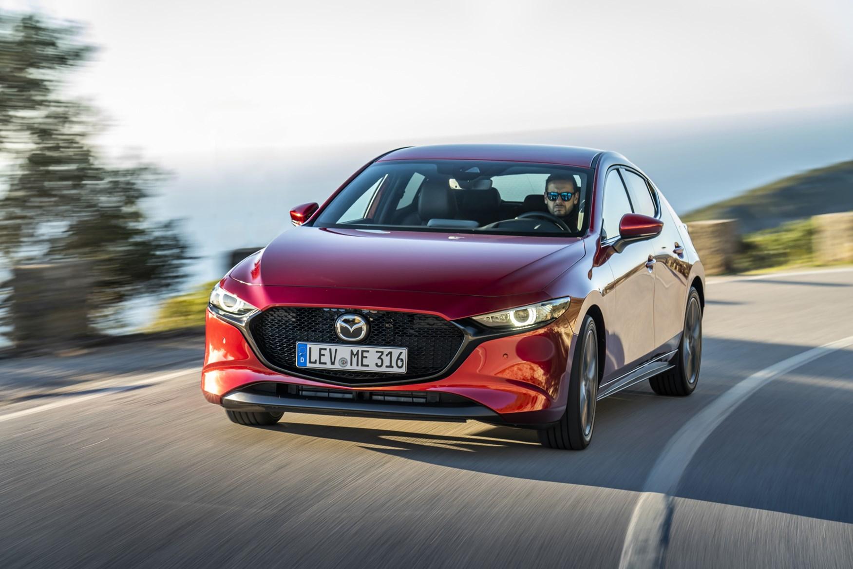 Mazda 3 Hatchback Review (2019 - )