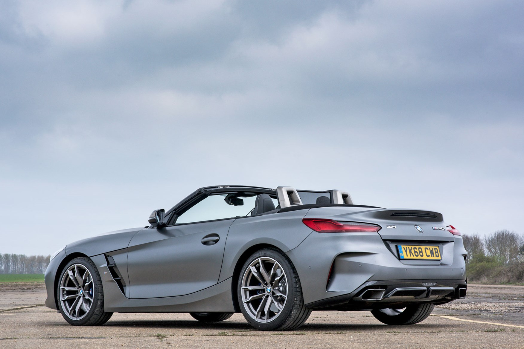 Bmw Z4 Roadster Review Parkers