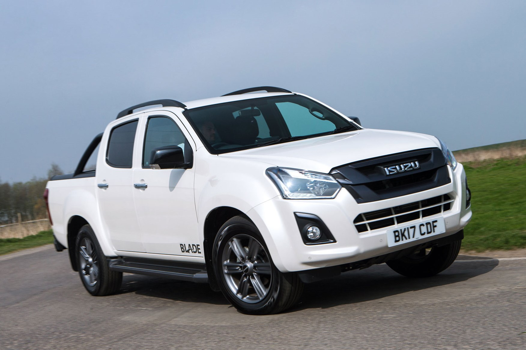 Pickup truck group test review - which are the best pickups