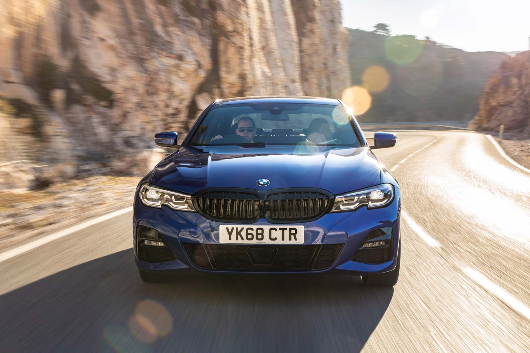BMW 3-Series (2019) Practicality, Boot Space & Dimensions