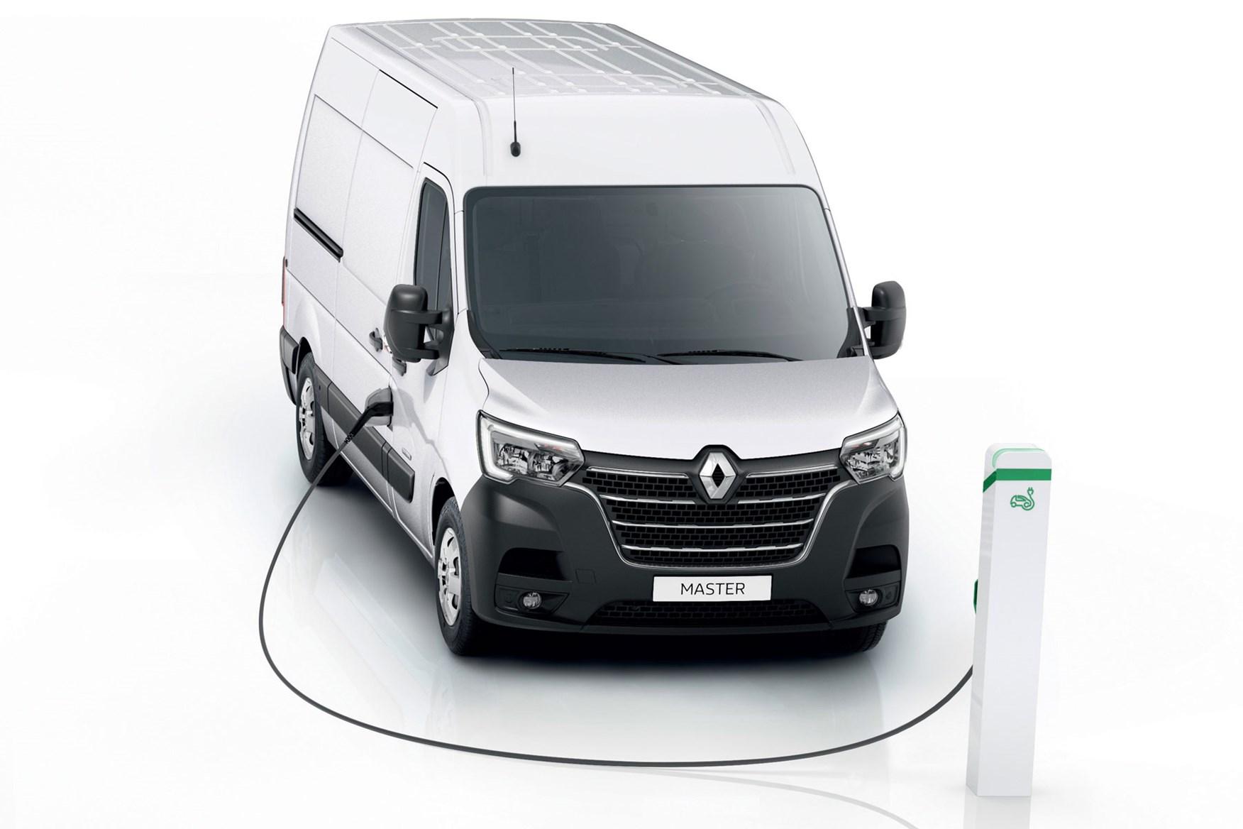 2019 Renault Master Facelift Full Details Of New Look