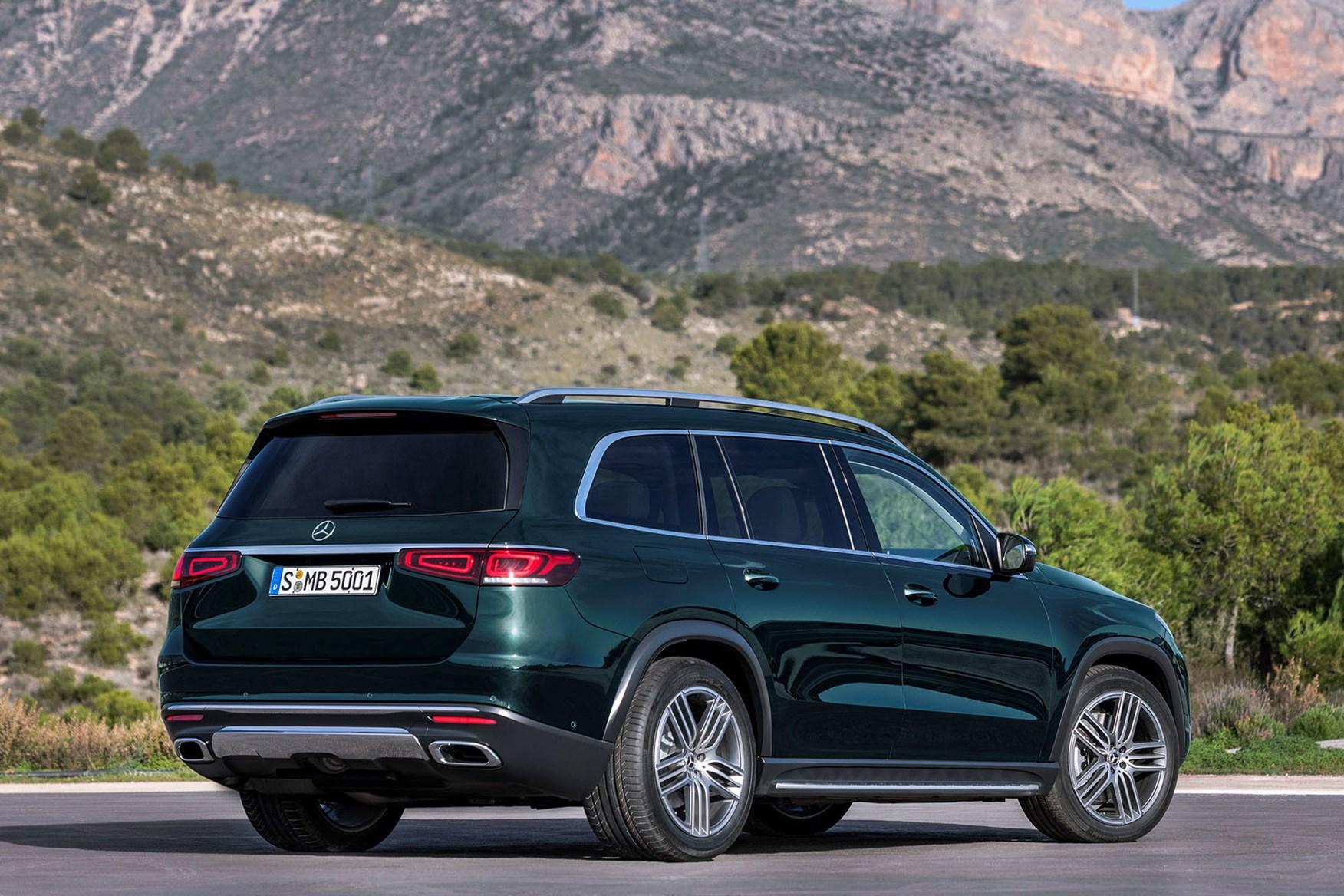 Mercedes-Benz GLS Review (2019) | Parkers