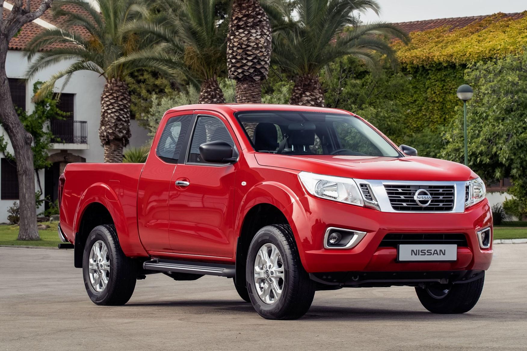 2019 Nissan Navara facelift - more payload, more torque ...
