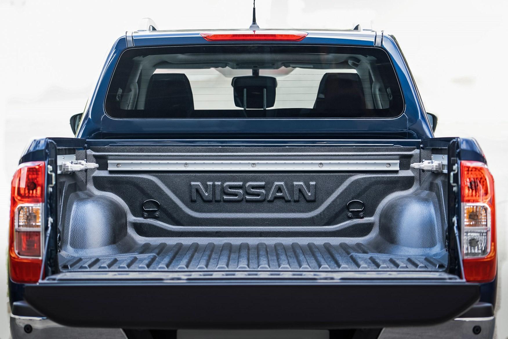 2019 Nissan Navara facelift - more payload, more torque