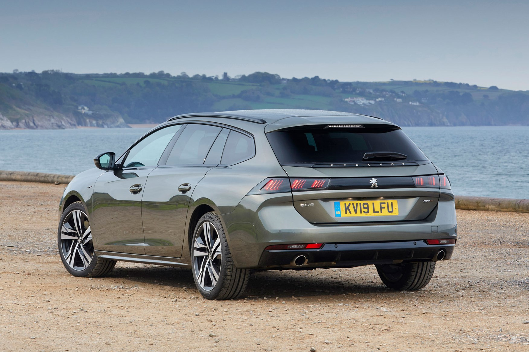 Peugeot 508 Sw  2020  Practicality  U0026 Boot Space