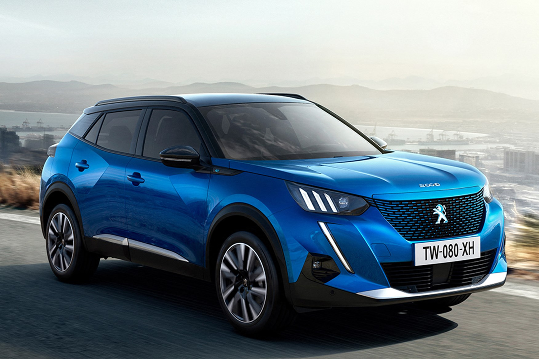 Peugeot 2008 Concept Crossover Model to Rival Nissan Juke
