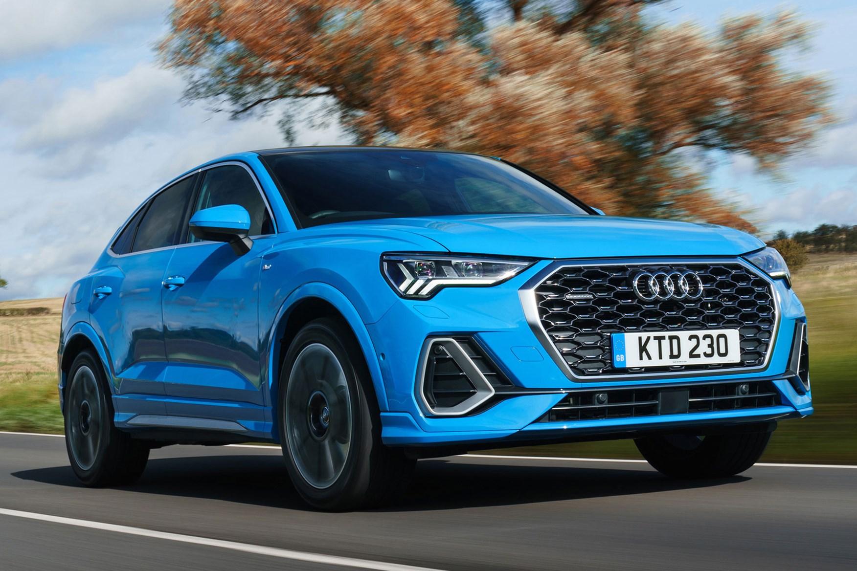 Audi Q3 Sportback Review 2021 Parkers