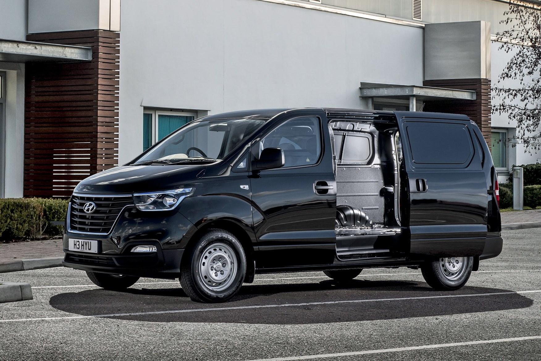 Best medium vans for payload | Parkers