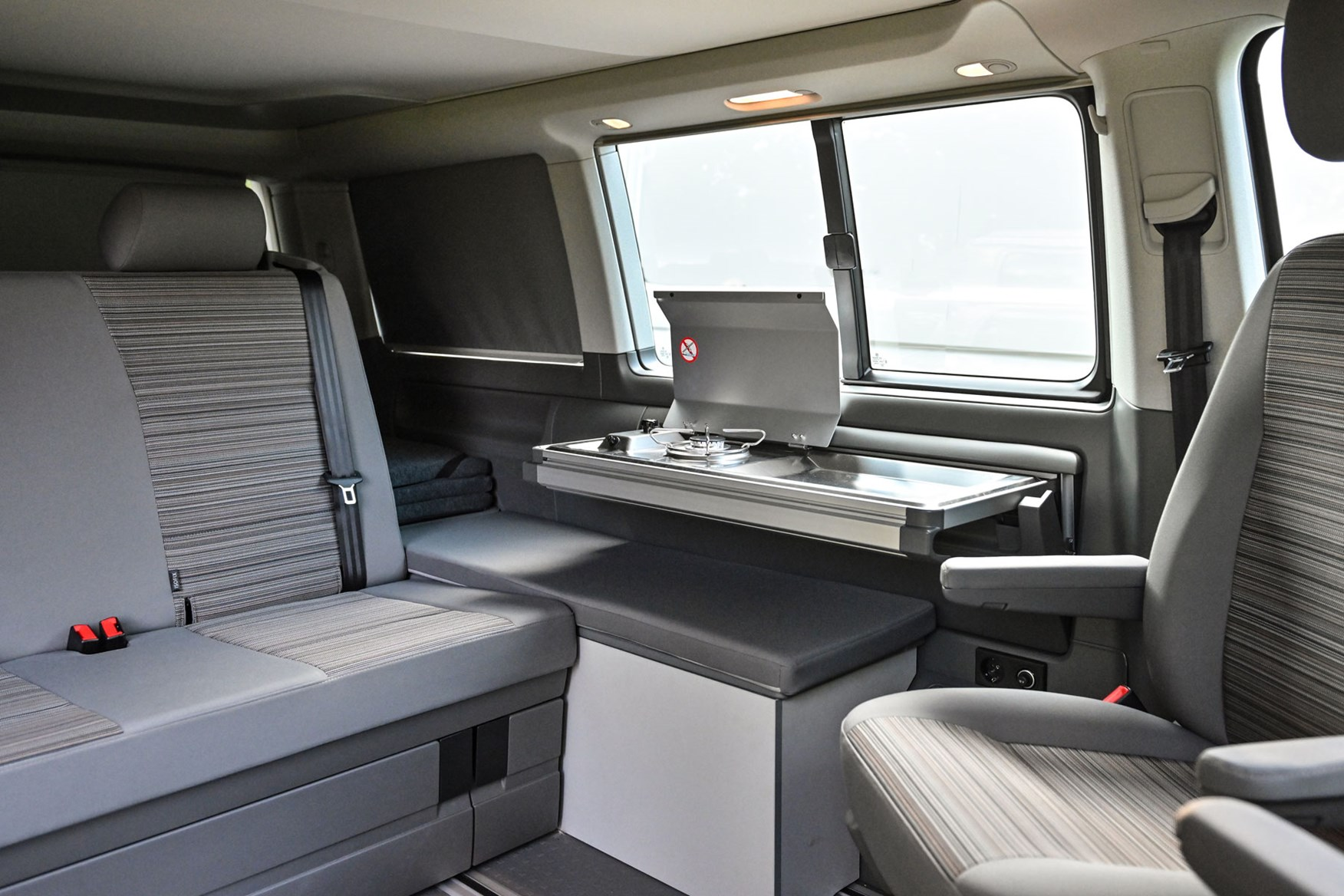 Volkswagen launches new California camper in T6 1 form | Parkers