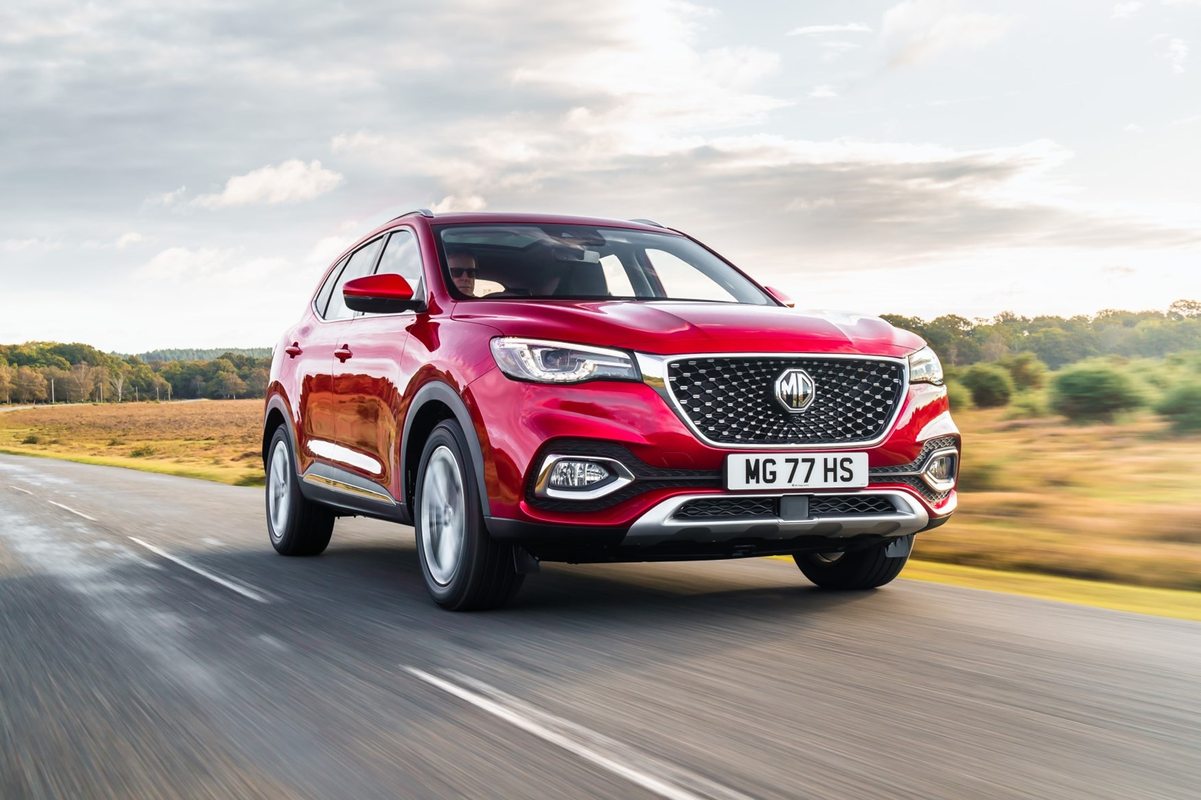 MG HS SUV 2020 review   Carbuyer