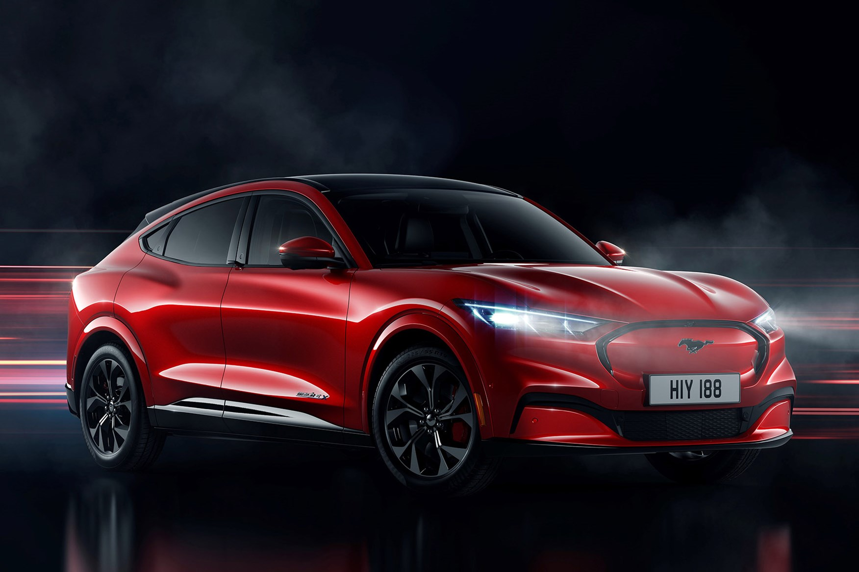 2020 Ford Mustang Electric Suv