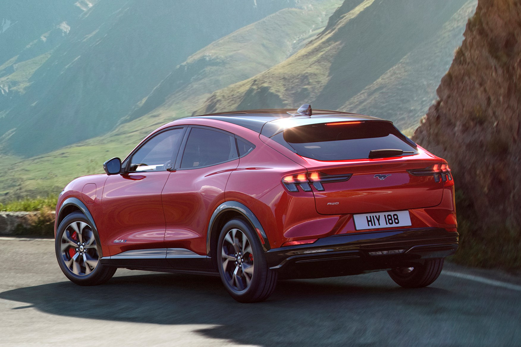 2020 Ford Mustang Suv Electric