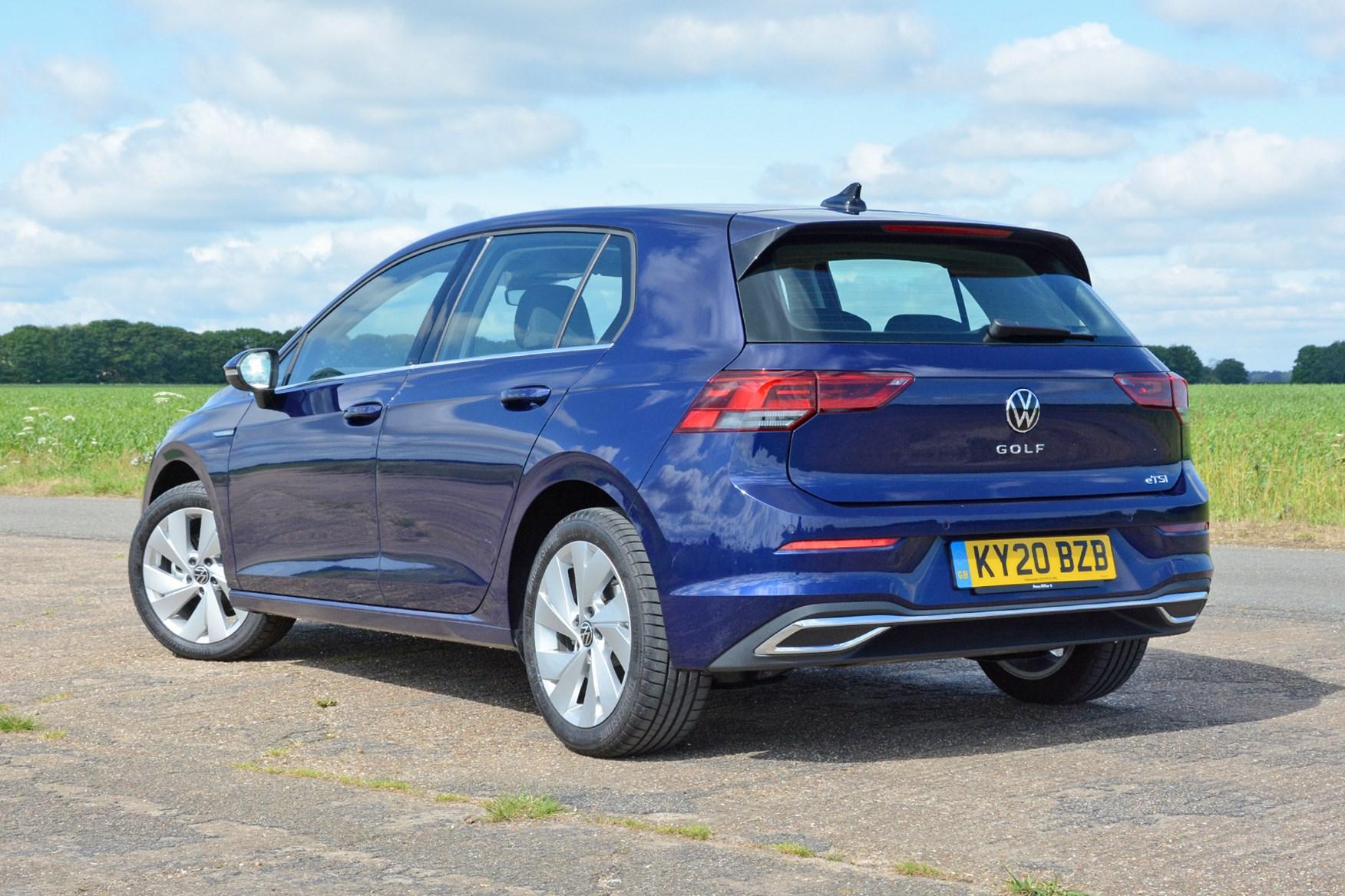 Volkswagen Golf Review 2021 Parkers