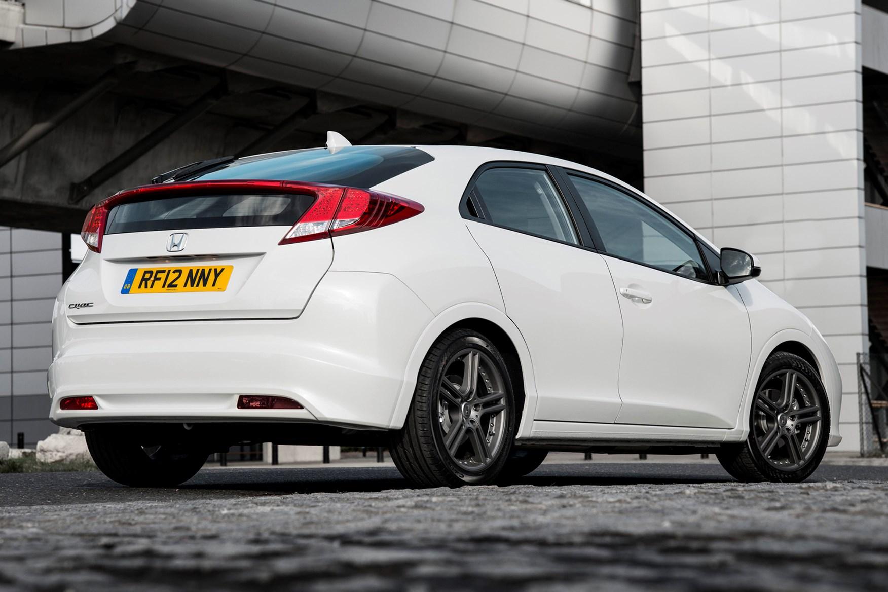 MK9 2012 to 2015 Car Mats Honda Civic 3 Door 2.2 DIESEL