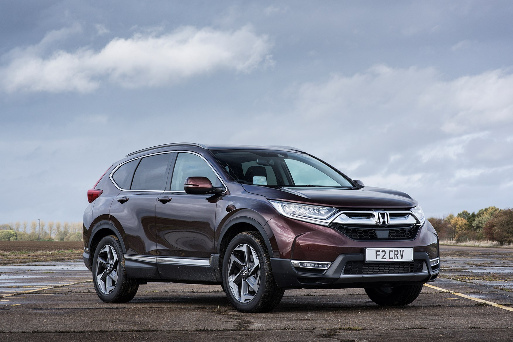 The Best Family Suvs In 2021 Parkers