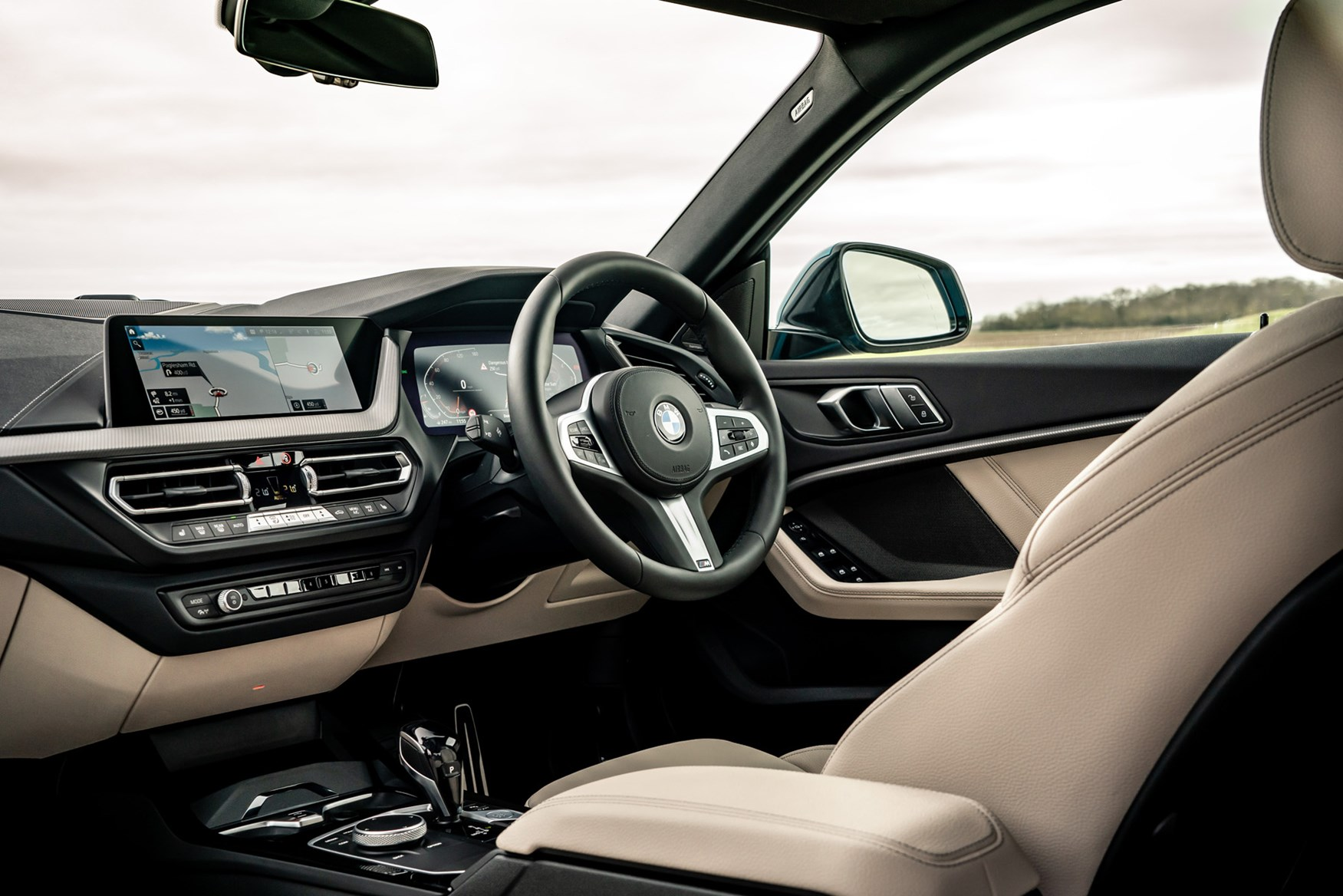 BMW 2-Series Gran Coupe (2020) Interior, Dashboard ...