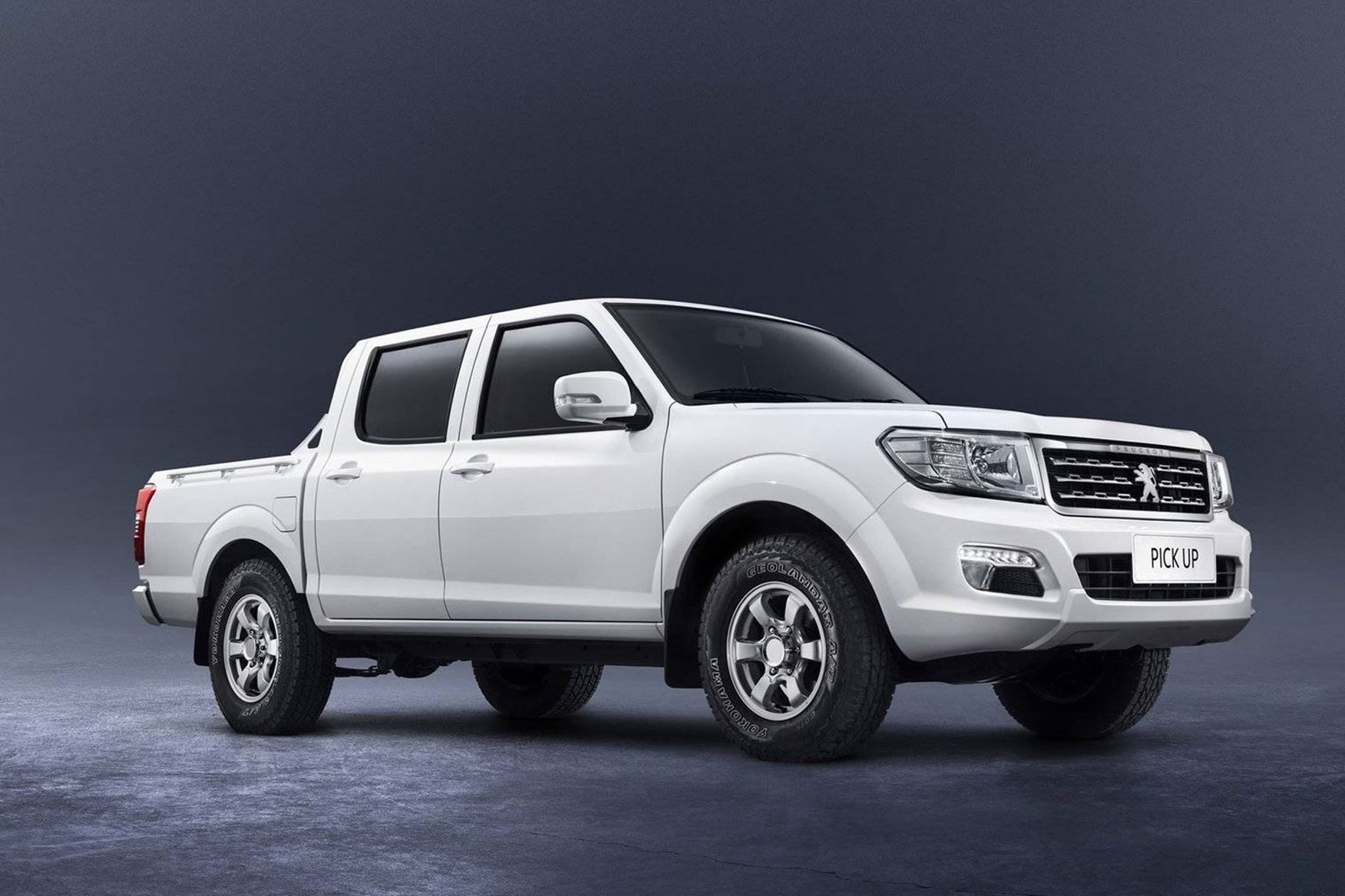 New Peugeot Landtrek Pickup Born From Chinese Partnership Parkers