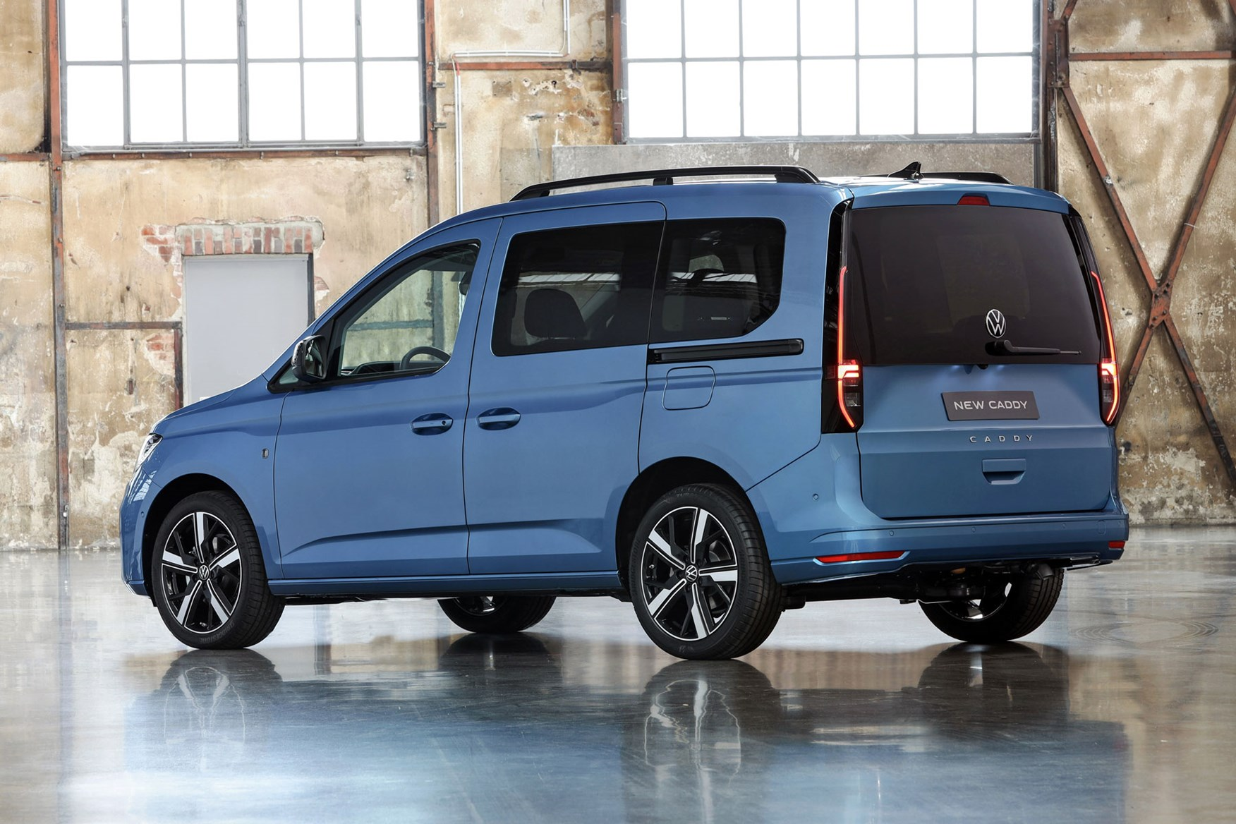 New Volkswagen Caddy Life MPV coming to the UK in 2021 ...