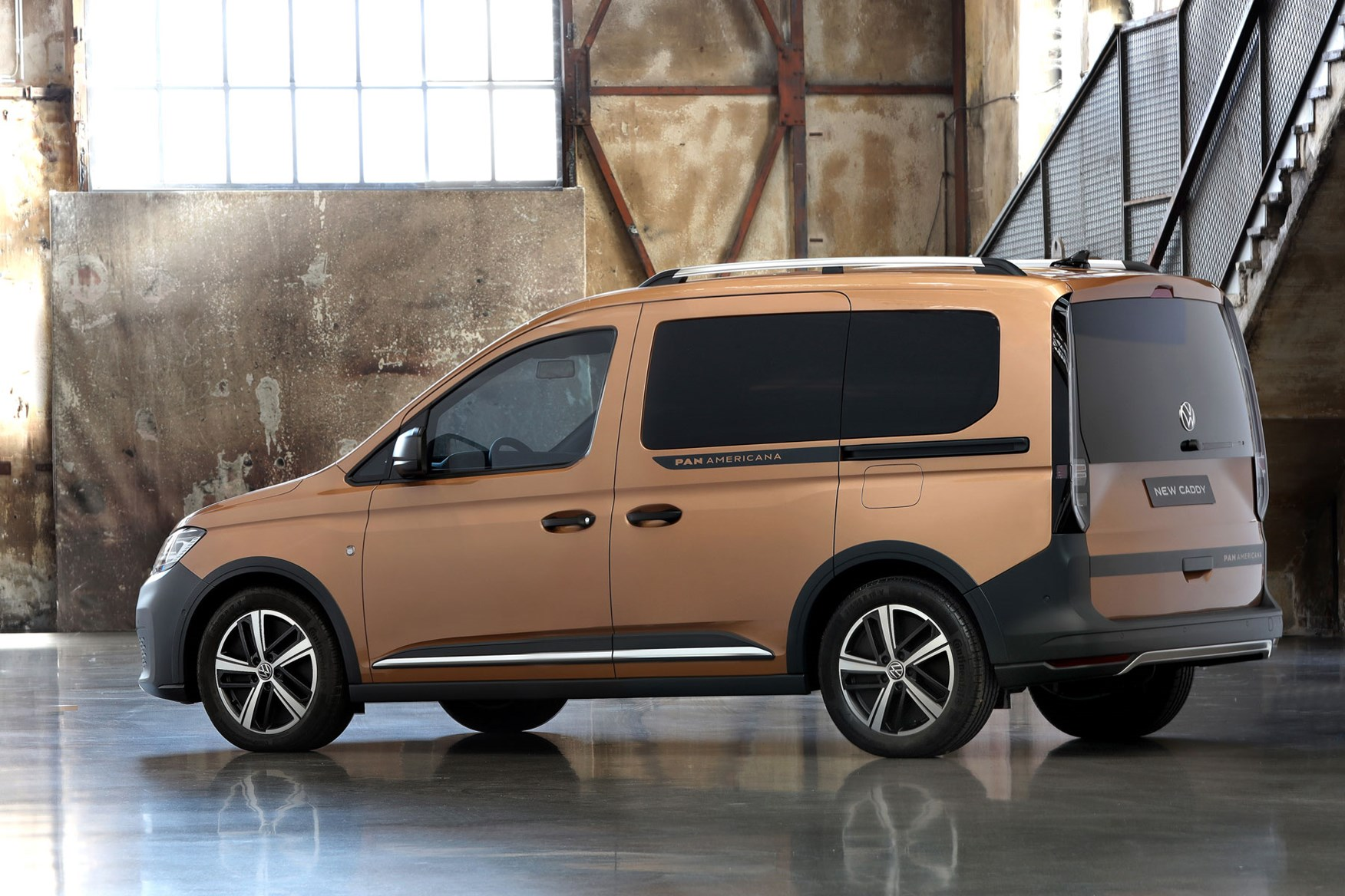 new volkswagen caddy life mpv coming to the uk in 2021