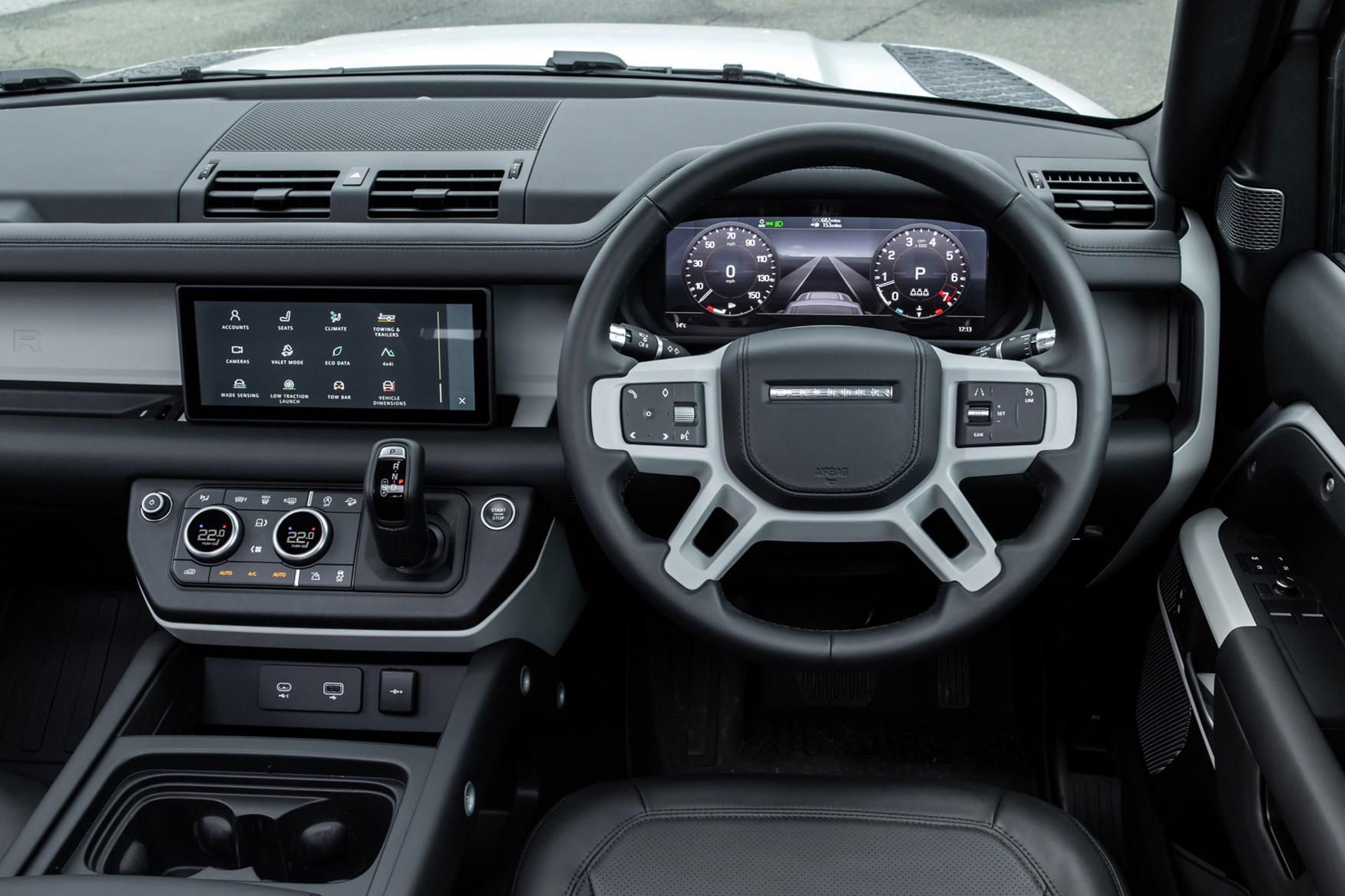Land Rover Defender 90 (2021) Verdict   Parkers