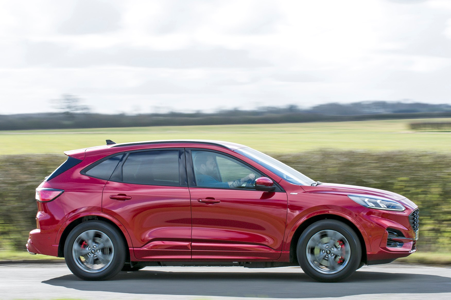 Ford Kuga Review (2021) | Parkers