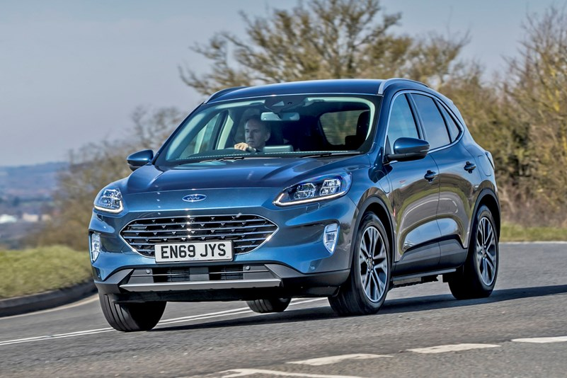 Ford Kuga (2021) MPG, Running Costs, Economy & CO2 | Parkers