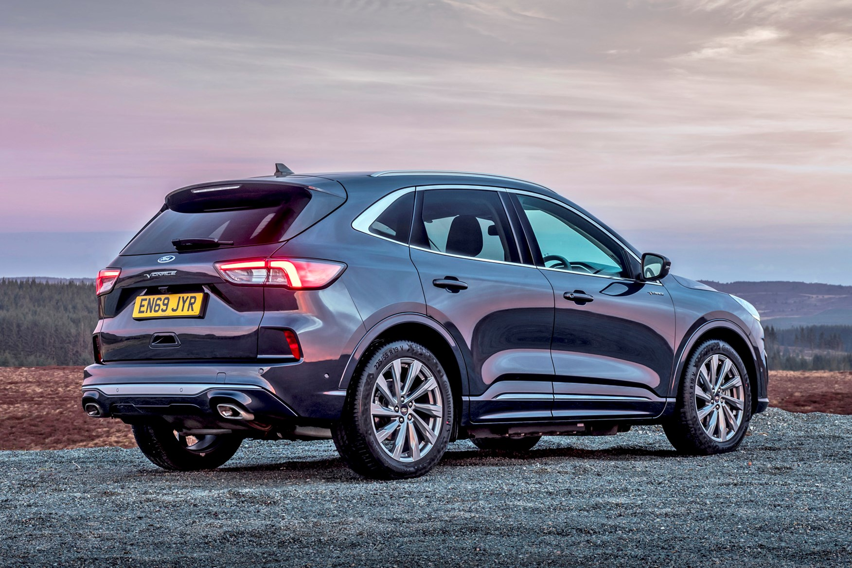 Ford Kuga Review (2021)   Parkers