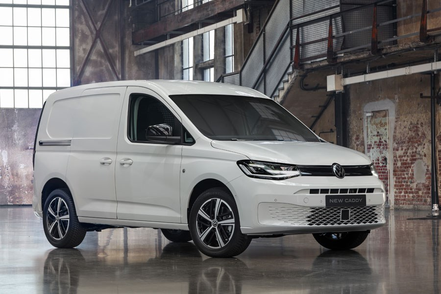 confirmed 2021 ford small van will be based on new vw