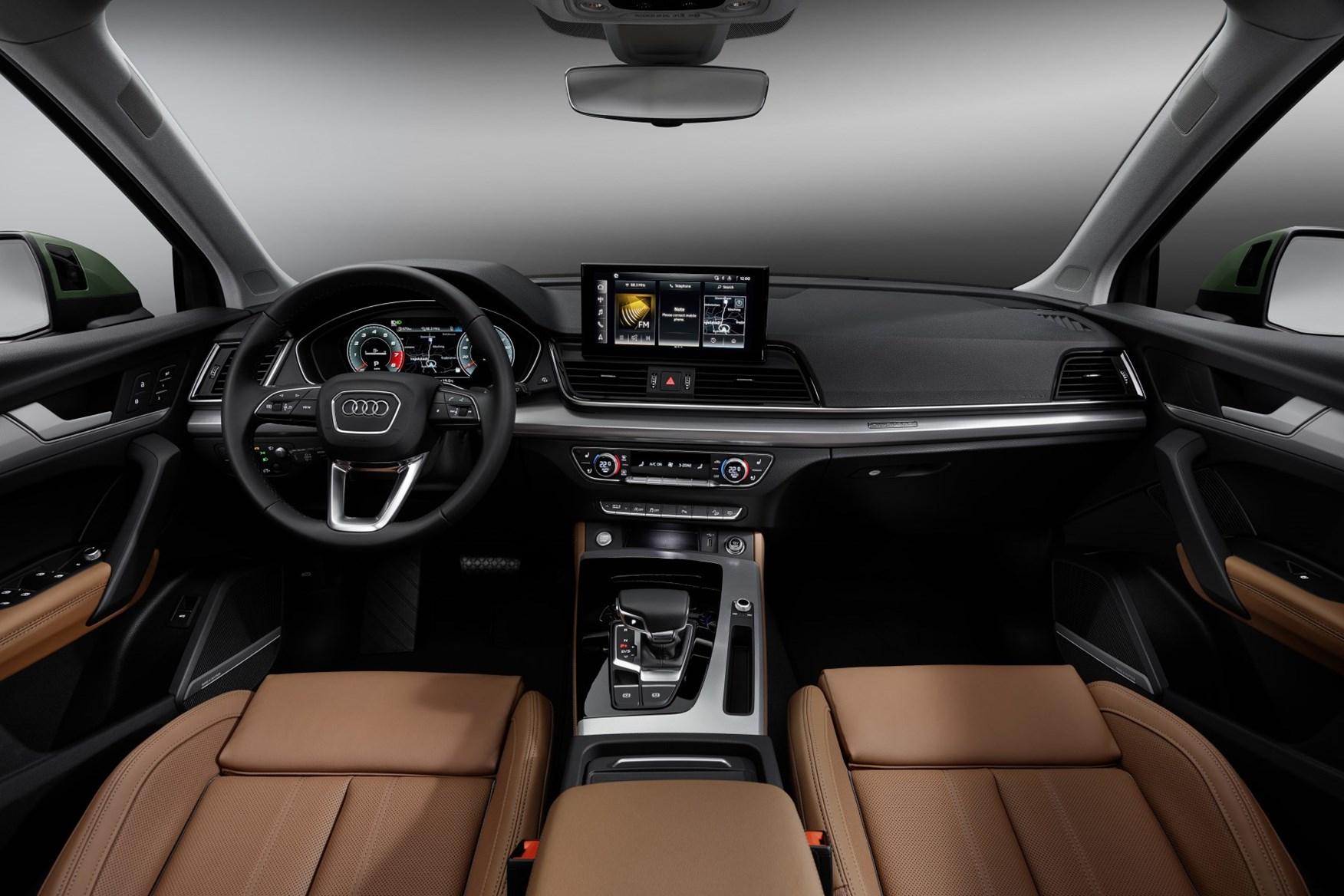 Kelebihan Audi 15 Spesifikasi