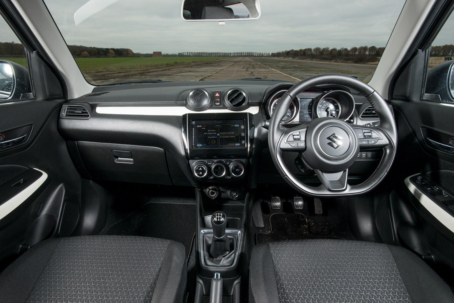 Suzuki Swift Interior