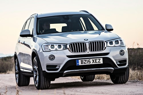 Bmw X3 All You Need To Know Parkers