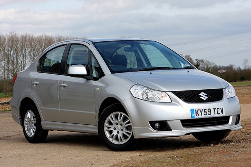 Suzuki SX4 - all you need to know | Parkers