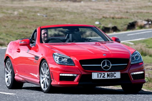 Mercedes-Benz SLK - all you need to know | Parkers