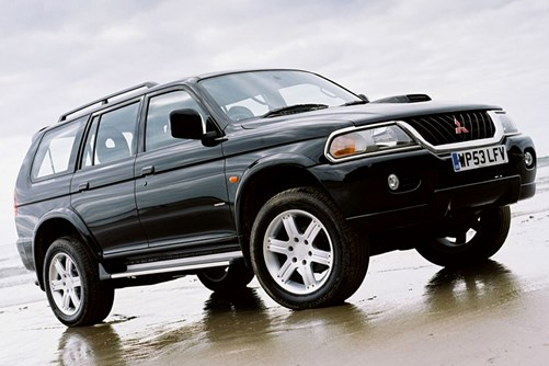 Mitsubishi Shogun Sport - all you need to know   Parkers