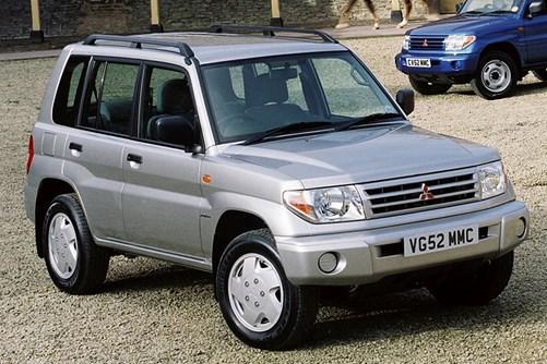 Mitsubishi Shogun Pinin - all you need to know | Parkers