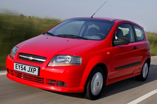 Chevrolet Kalos All You Need To Know Parkers