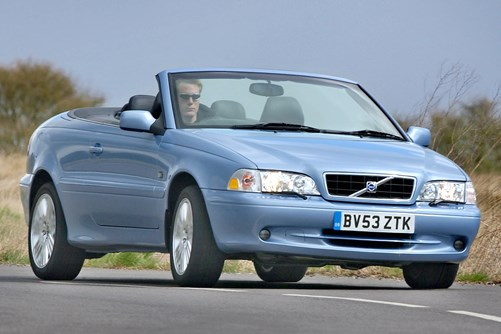 Volvo C70 All You Need To Know Parkers