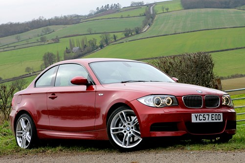 Bmw 1 Series Coupe 07 13 Rated 4 5 Out Of